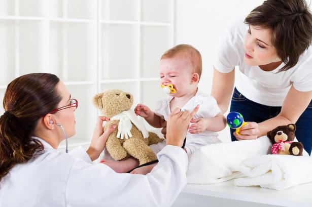 Высокая температура у ребенка - что делать?