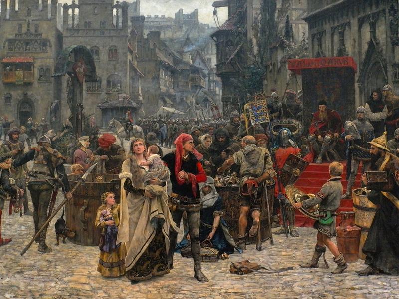 Средние века - Что делать?