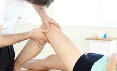 Что делать при растяжении связок на ноге