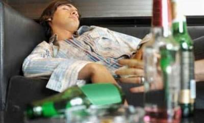 Что делать при отравлении алкоголем