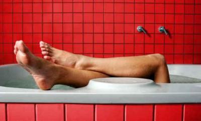 Потеют ноги - что делать?