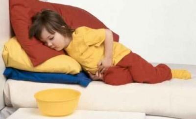 Что делать - у ребенка рвота?