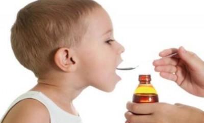 Ребенок кашляет, что делать?