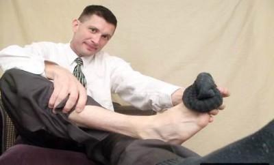 Пахнут ноги, что делать?
