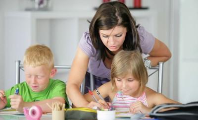 Ребенок не успевает сделать домашнее задание, что делать