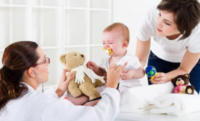 Узнай что делать если у ребенка высокая температура