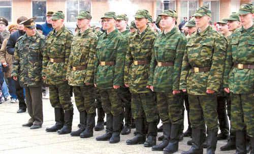 Что делать в армии