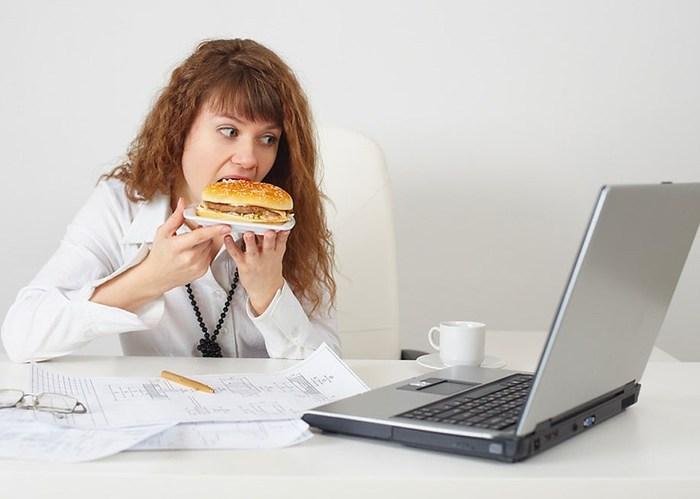 Похудеть на работе, что делать что бы не поправиться на работе