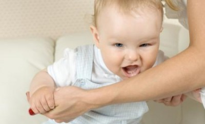 Ребенок кусается, что делать?